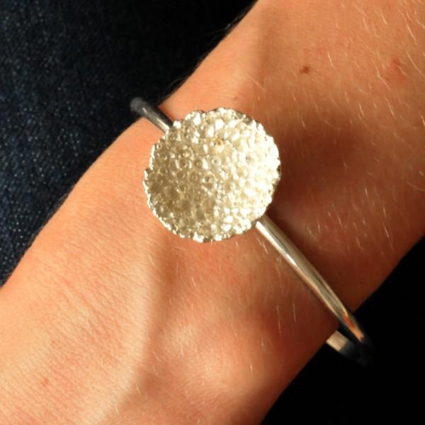Valentine Herz Ohrringe aus Sterling Silber