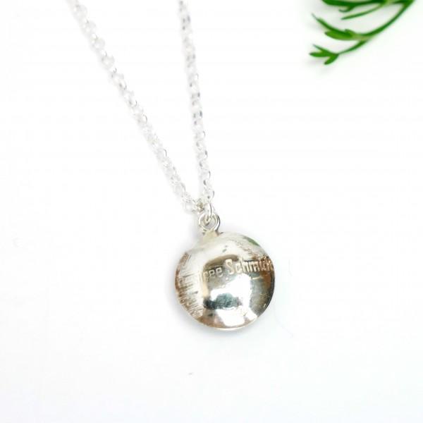 Sterling Silber Stern Halskette