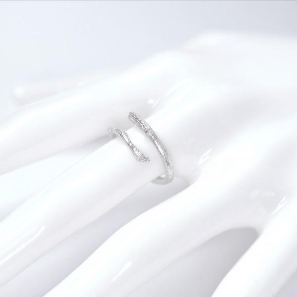 Petit bracelet étoile Nova en argent massif
