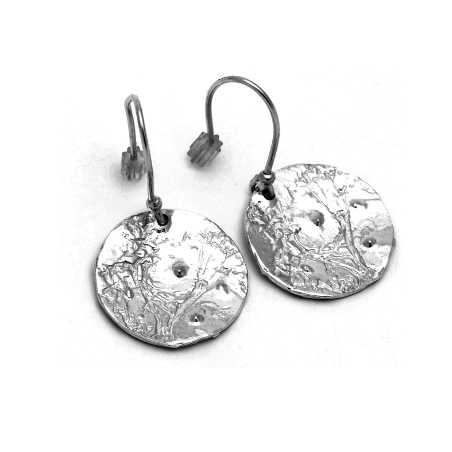 Sterling silver Morning Dew pendant earrings  Morning Dew 87,00€