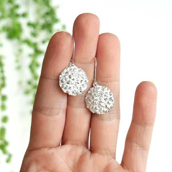 Beautiful Litchi sterling silver earrings Litchi 85,00€