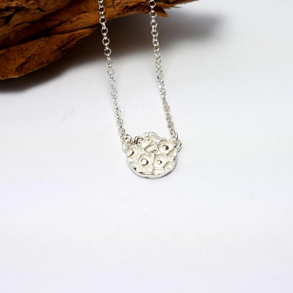 Kleine Sternenstaub Halskette aus Sterling Silber Sternstaub 47,00€