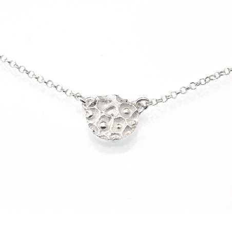 Petit collier en argent Poussière d'étoiles Poussière d'étoiles 47,00€