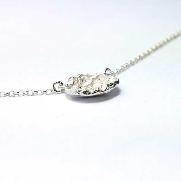 Petit collier réglable en argent Poussière d'étoiles  Poussière d'étoiles 57,00€