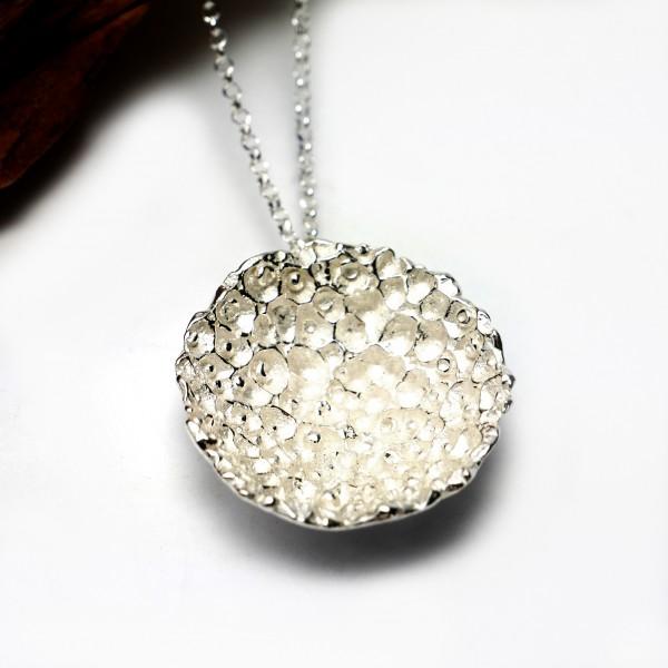 Sternenstaub Kette aus Sterling Silber 2 Sternstaub 77,00€
