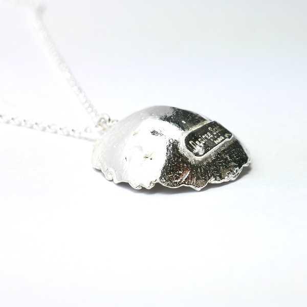 Zweig verstellbarer Ring aus Sterling Silber Eda