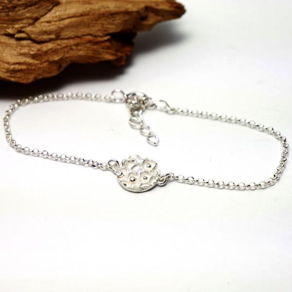 Sternenstaub kleiner Armband aus Sterling Silber  Sternstaub 45,00€
