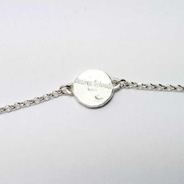 Petit bracelet en argent 925 Poussière d'étoiles Poussière d'étoiles 45,00€