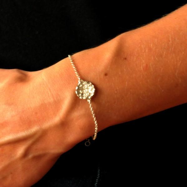 Star Dust Sterling silver little bracelet Star Dust 55,00€