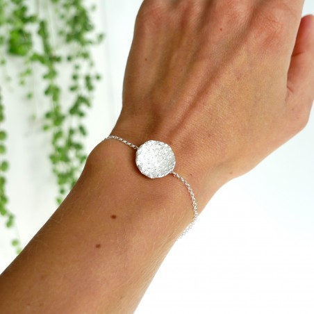 Sterling Silber Sternenstaub verstellbarer Armband Sternstaub 65,00€