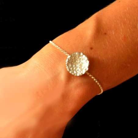 Bracelet en argent 925 Poussière d'étoiles Poussière d'étoiles 65,00€