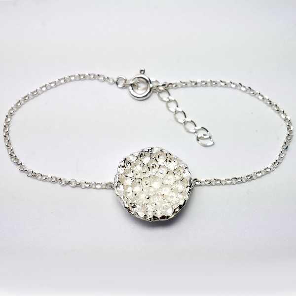 Star Dust sterling silver adjustable bracelet Star Dust 65,00€