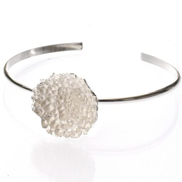 Grand bracelet rigide en argent massif Poussière d'Etoiles Poussière d'étoiles 87,00€