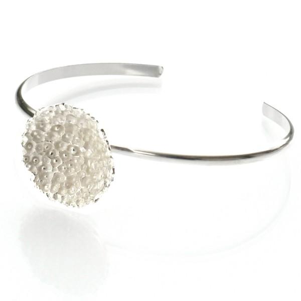 Sternenstaub Steifes Armband aus Sterling Silber 2  Sternstaub 87,00€