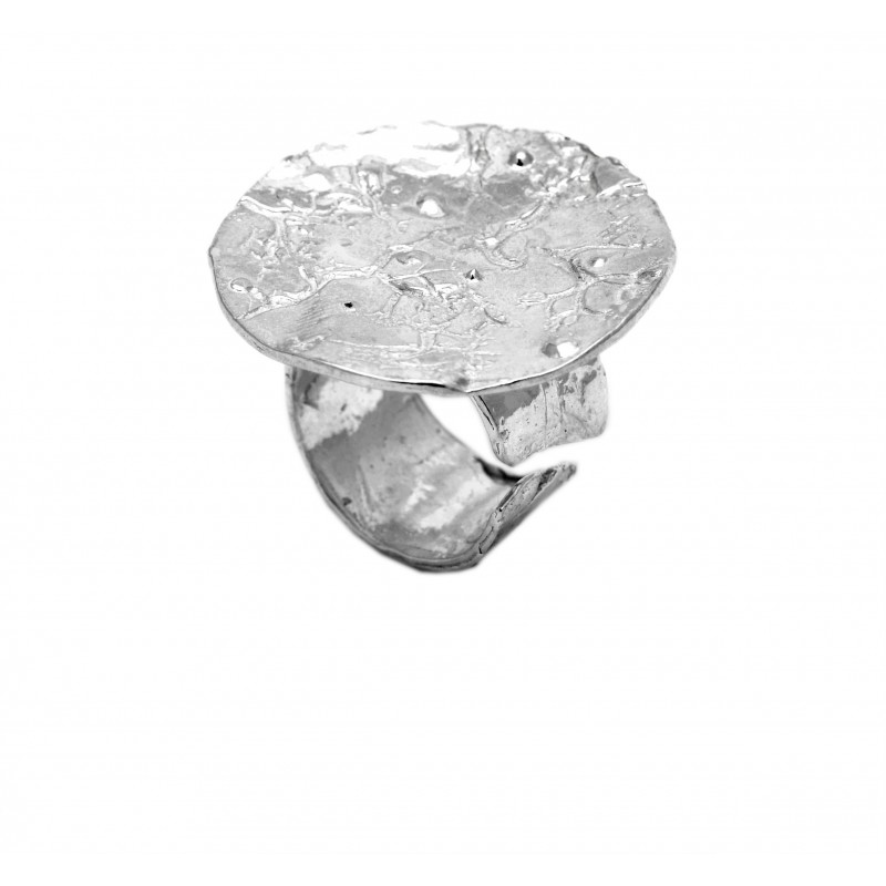 Morning Dew big ajustable ring. Sterling silver. Morning Dew 117,00 €