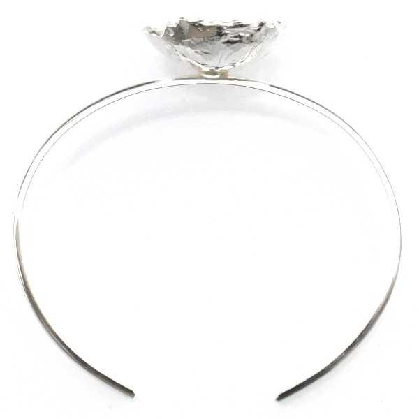 Grand bracelet rigide en argent massif Poussière d'Etoiles 2  Poussière d'étoiles 87,00€