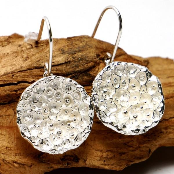 Sternenstaub Sterling Silber Ohrringe  Sternstaub 85,00€