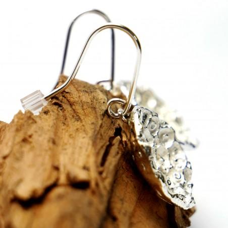 Sterling silver Star Dust pendant earrings Star Dust 85,00€