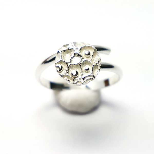 Little Star Dust adjustable sterling silver ring Star Dust 57,00 €