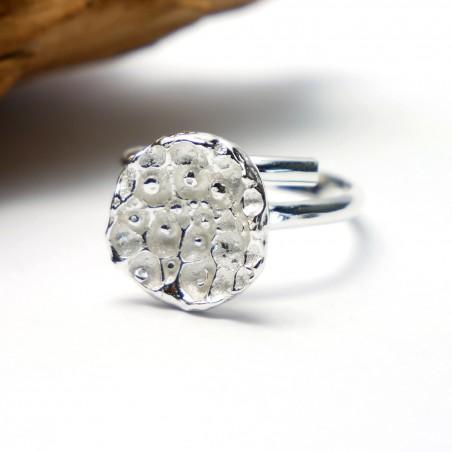 Sternenstaub verstellbarer ring. Sterling Silber Sternstaub 67,00€
