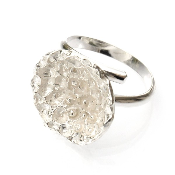 Beautiful Sterling silver Star Dust adjustable ring  Star Dust 75,00 €