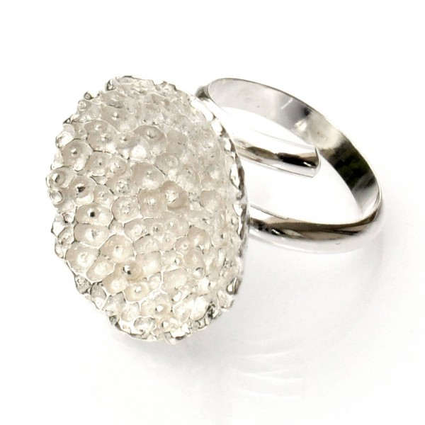 Beautiful Star Dust sterling silver adjustable ring  Star Dust 87,00€