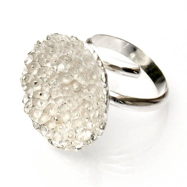 Wunderschöner Sternenstaub verstellbarer Ring 2  Sternstaub 87,00€