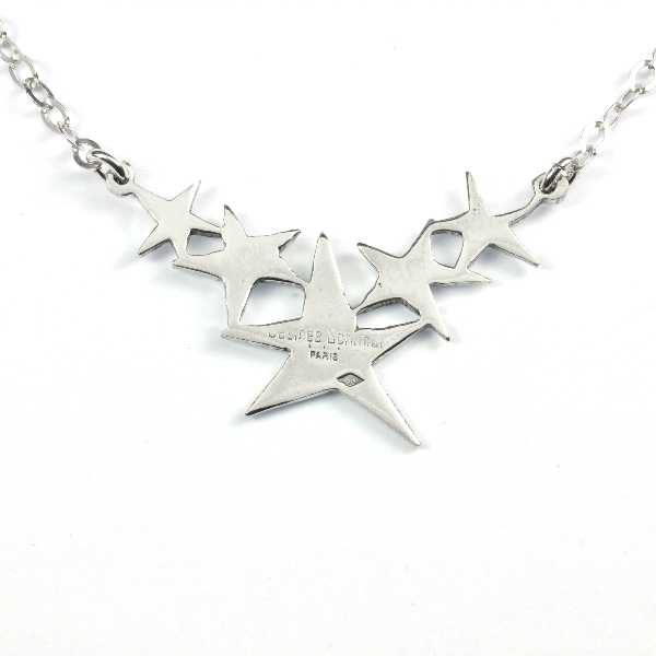 Sterling silver Sati star adjustable necklace Desiree Schmidt Paris Sati 77,00€