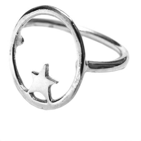Nova star sterling silver ring Nova 45,00€