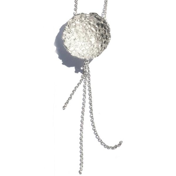 Sternenstaub lange Sterling Silber Halskette  Sternstaub 97,00€