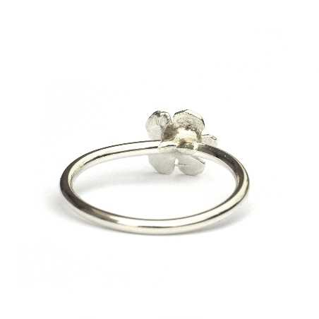 Small Sakura flower sterling silver ring  Sakura 35,00 €