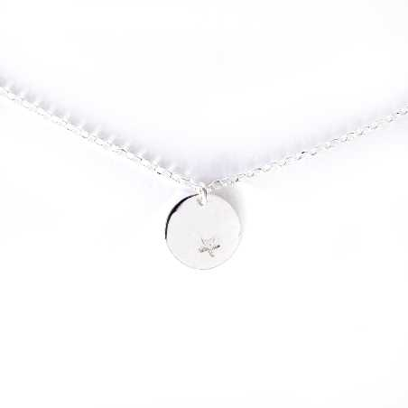 Sterling silver small star necklace  Necklaces 29,00€