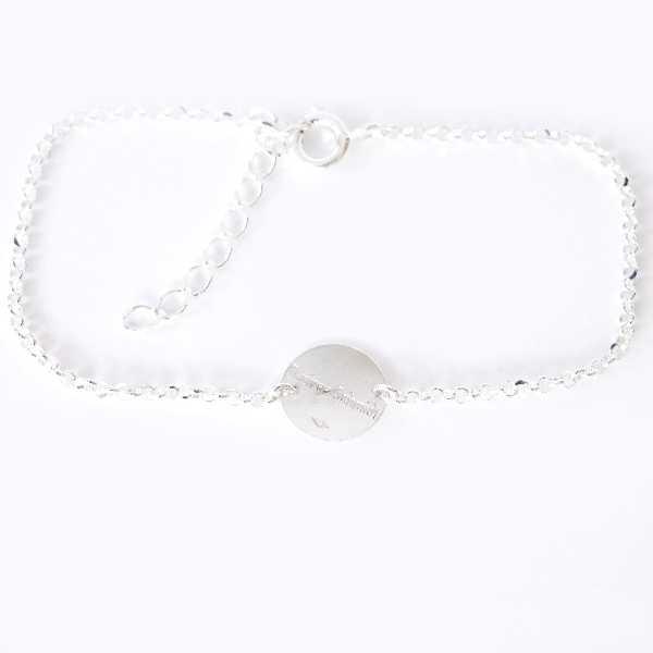 Petit bracelet Etoile en argent massif 925/1000  Bracelets 29,00€