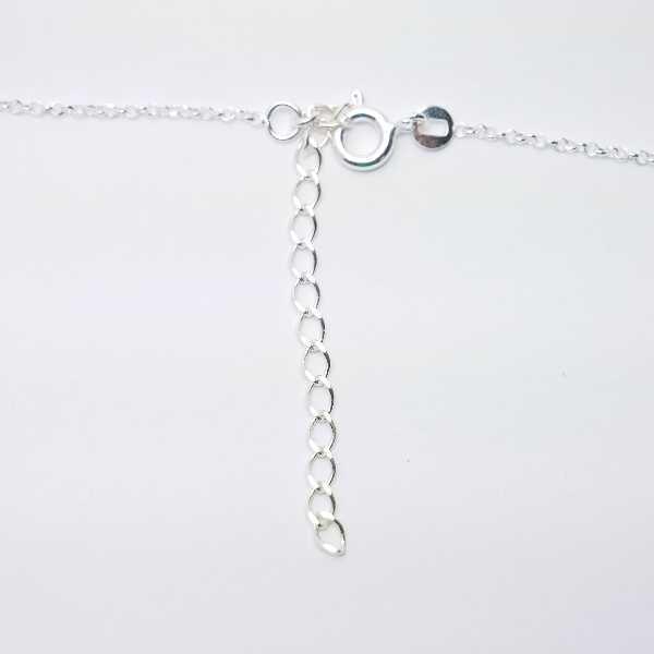 Small Sakura flower pendant in sterling silver  Sakura 35,00€