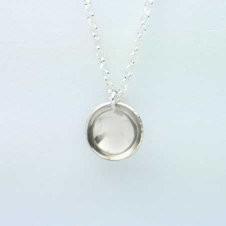 Sterling silver minimalist necklace MIN 27,00 €