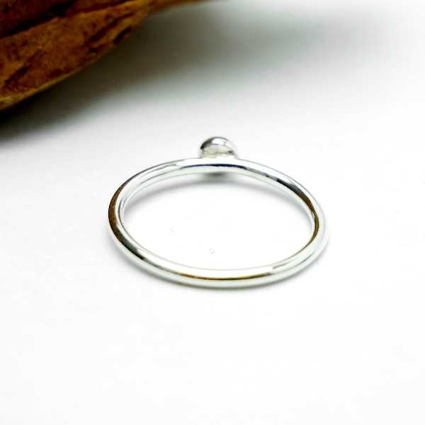 Little sterling silver Nugget ring Nuggets 25,00€