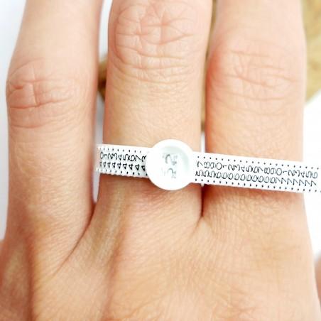 Multisizer Ringmaß französischen Größen Sakura 2,00€