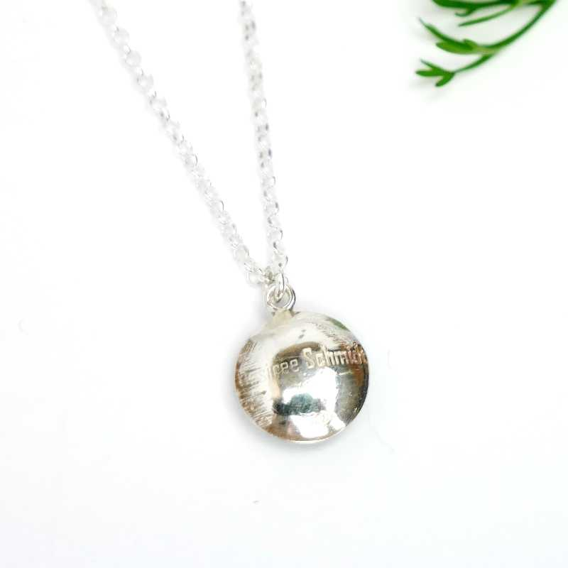 Sati star necklace. Sterling silver. Sati