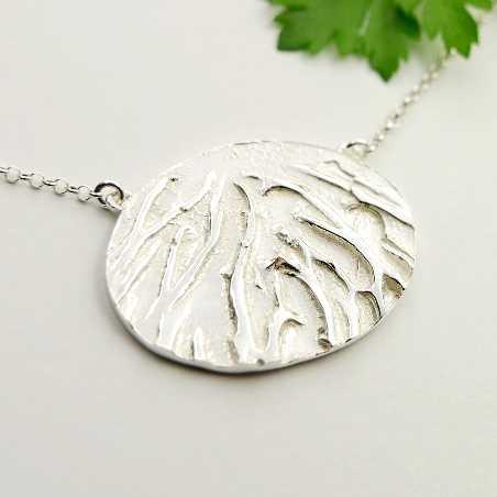 Adjustable sterling silver necklace Desiree Schmidt Paris Herbier 87,00€