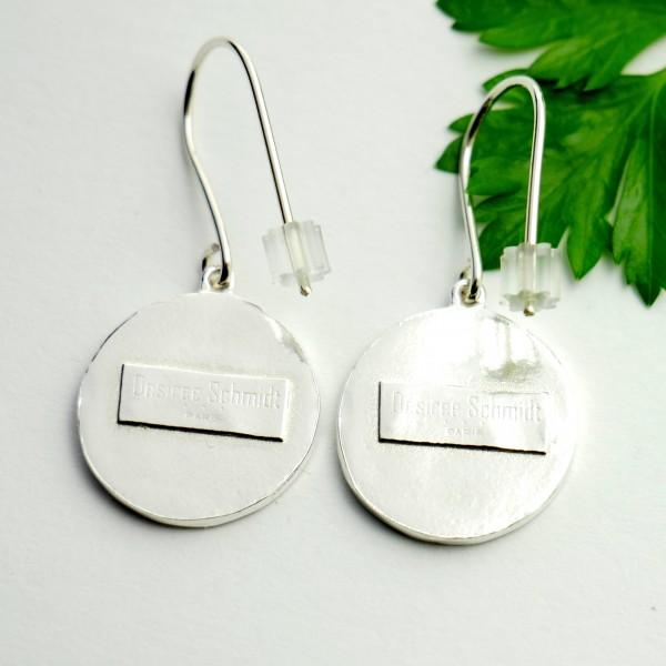Herbarium sterling silver earrings Herbier 75,00€