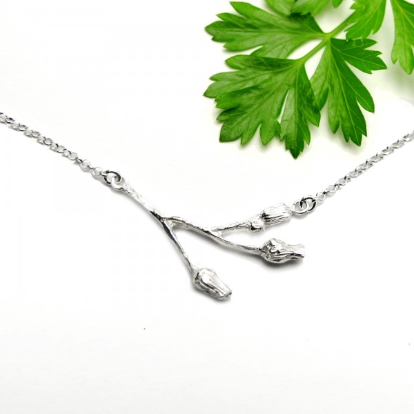 Awa Ohrringe aus 925 Silber AWA