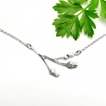 Awa Ohrringe aus 925 Silber
