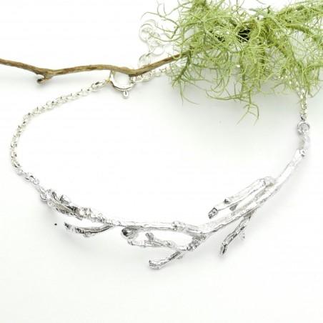 Branch sterling silver bracelet Eda 85,00€