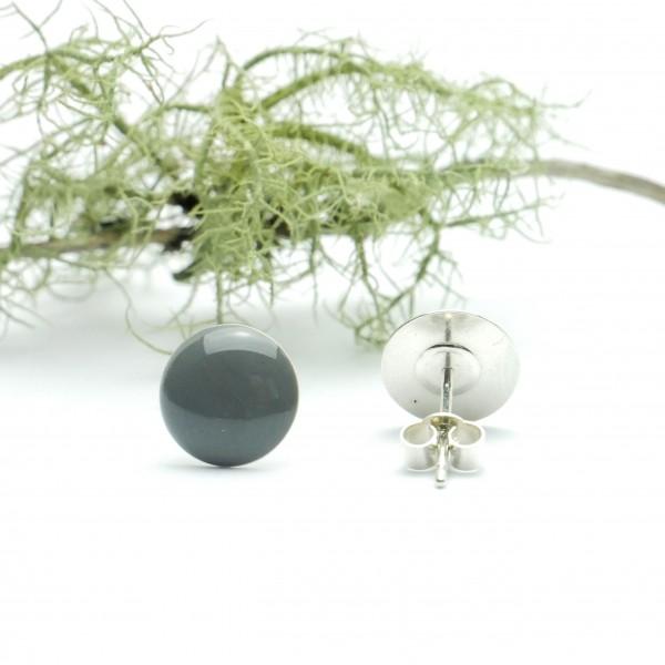Kleines Minimalitisches sterling Silber Ring Größe 50 Nuggets