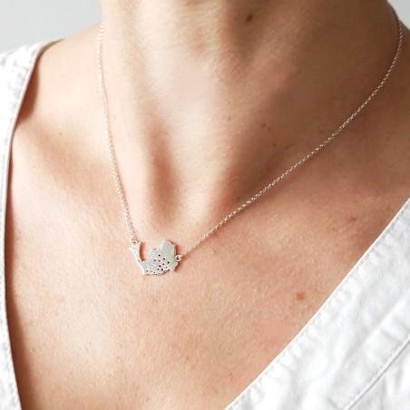 Nice Koï carp sterling silver necklace Koi 67,00€