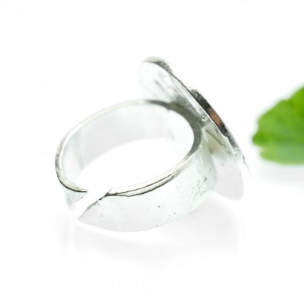 Sterling silver elegant minimalist bracelet with nugget