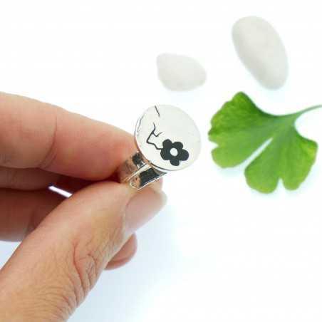 Reusable Multisizer Ring Gauge french sizes
