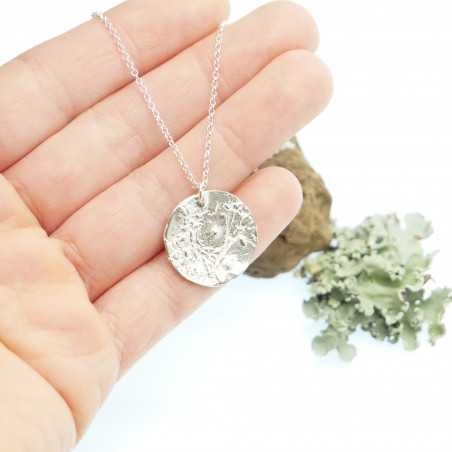 Morning Dew small Sterling silver necklace Desiree Schmidt Paris Morning Dew 67,00€