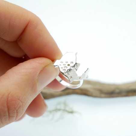 Koï carp sterling silver ring Koi 67,00€