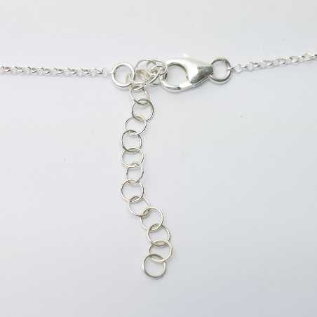 minimalist sakura pendant in 925 silver made in France Desiree Schmidt Paris Sakura 77,00€
